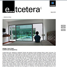 E...TCETERA March 2013  N°6